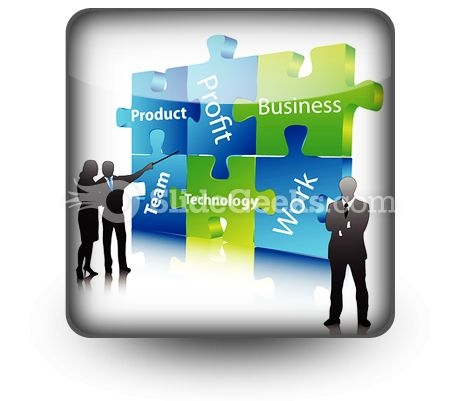 Business People03 PowerPoint Icon S