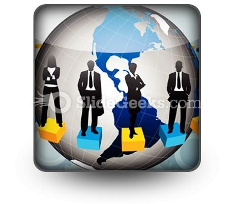 Business People06 PowerPoint Icon S