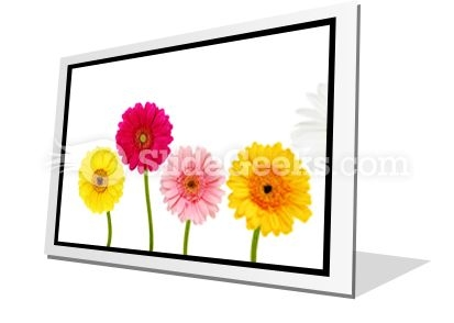 Flowers Nature PowerPoint Icon F
