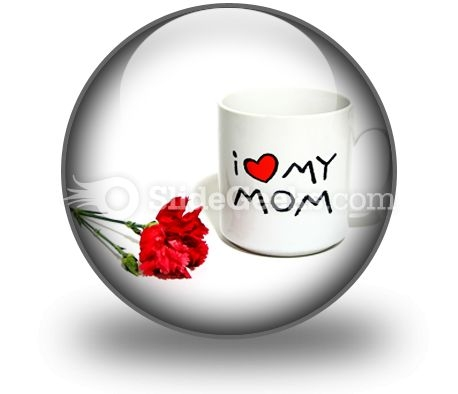 Mother Day Sentiment Ppt Icon For Ppt Templates And Slides C