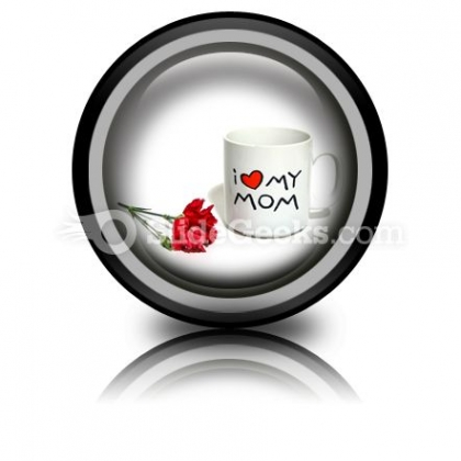 Mother Day Sentiment Ppt Icon For Ppt Templates And Slides Cc