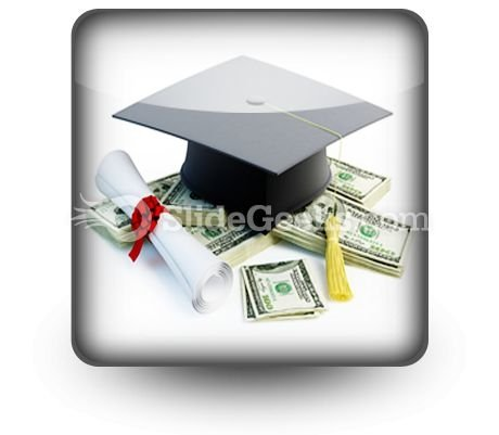 Price Leaving Certificate PowerPoint Icon S