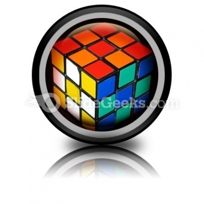Rubix Cube Icon