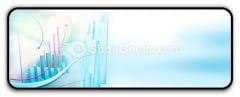 Abstract Business Graph PowerPoint Icon R