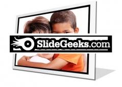 Adoptive Child PowerPoint Icon F