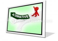 Alternative PowerPoint Icon F