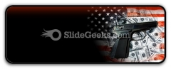 American Voilence PowerPoint Icon R