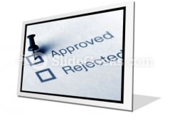 Approved PowerPoint Icon F