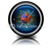Atom PowerPoint Icon Cc