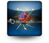 Atom PowerPoint Icon S
