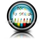 Back To School PPT Icon
