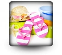 Beach Items01 PowerPoint Icon S