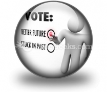 Better Future Ppt Icon For Ppt Templates And Slides C