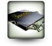 Book Of Success PowerPoint Icon S