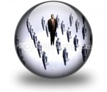 Boss PowerPoint Icon C
