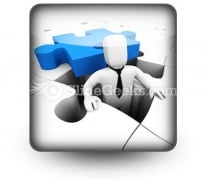 Business Concept PowerPoint Icon S