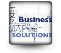 Business Concepts PowerPoint Icon S