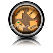 Business Finance Money PowerPoint Icon Cc