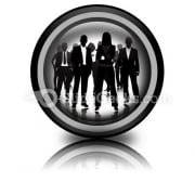 Business People01 PowerPoint Icon Cc