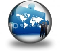 Business People02 PowerPoint Icon C