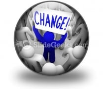 Change PowerPoint Icon C