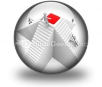 Competition And Winning Concept PowerPoint Icon C