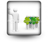 Cooperation And Development PowerPoint Icon S
