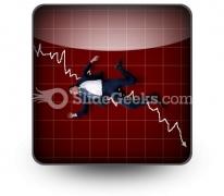 Crisis PowerPoint Icon S