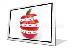 Diet Concept PowerPoint Icon F