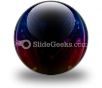 Disco Abstract Ppt Icon For Ppt Templates And Slides C