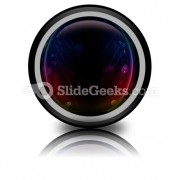 Disco Abstract Ppt Icon For Ppt Templates And Slides Cc
