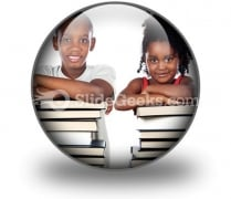 Eduction01 PowerPoint Icon C