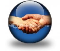Handshake Icon Image Design