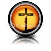 Jesus Christ PowerPoint Icon Cc