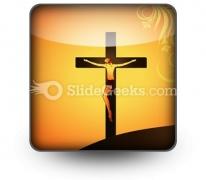 Jesus Christ PowerPoint Icon S
