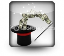 Magic Business PowerPoint Icon S