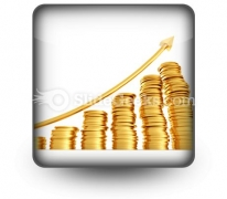 Money Chart Ppt Icon For Ppt Templates And Slides S