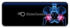 Pain In Hips PowerPoint Icon R