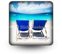 Relaxing PowerPoint Icon S