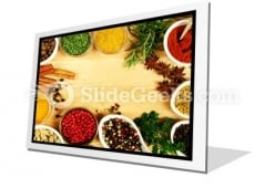 Spices Food PowerPoint Icon F