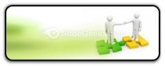 The Successful Agreement Business PowerPoint Icon R