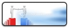 The Successful Agreement PowerPoint Icon R