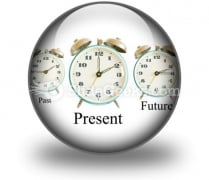 Time Watch PowerPoint Icon