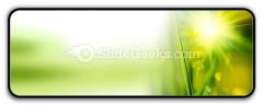 Wet Meadow Nature PowerPoint Icon R