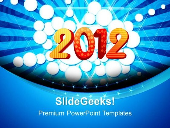 2012 Abstract Design PowerPoint Templates And PowerPoint Themes 0412