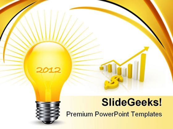 2012 New Idea Business PowerPoint Templates And PowerPoint Backgrounds 1211