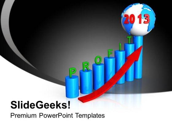 2013 Business Profit Success PowerPoint Templates Ppt Backgrounds For Slides 1112