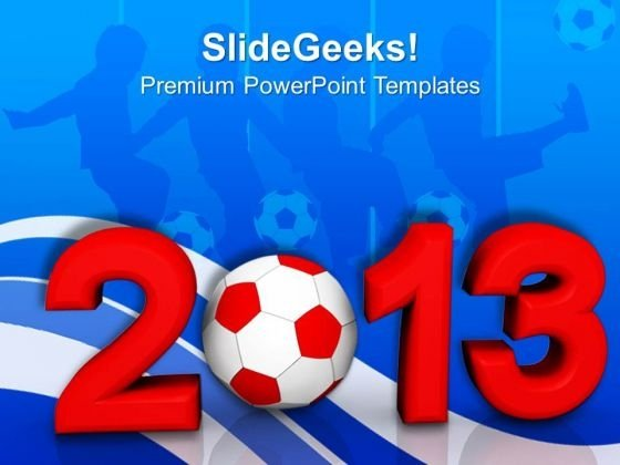 2013 Football Sports Game PowerPoint Templates And PowerPoint Themes 1112