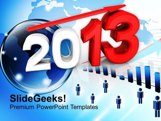2013 Upcoming New Year Holidays PowerPoint Templates Ppt Backgrounds For Slides 1212