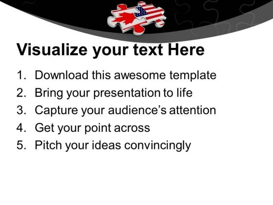 2_interconnected_puzzle_pieces_america_flag_powerpoint_templates_ppt_backgrounds_for_slides_0313_print